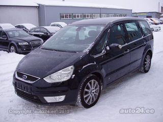 Ford Galaxy Ghia 2.0 TDCi 96kW