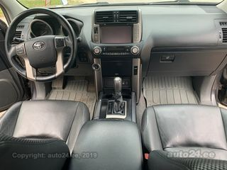 Toyota Land Cruiser 150 3.0 140kW