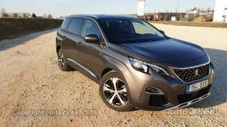 Peugeot 5008 Allure plus 1.2 96kW