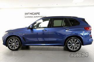 BMW X5 3.0 250kW