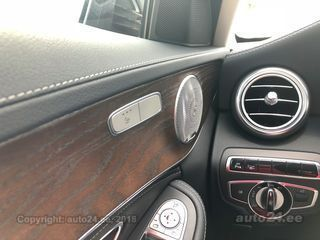 Mercedes-Benz C 220 Airmatic Burmester Night Package Comand ILS 125kW