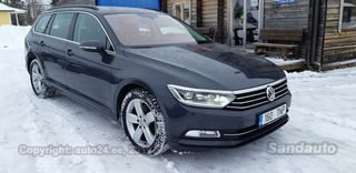 Volkswagen Passat 2.0 110kW