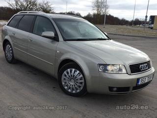 Audi A4 1.9 74kW