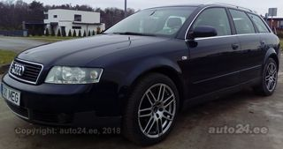 Audi A4 1.6 75kW