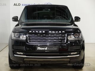 Land Rover Range Rover Vogue 3.0 190kW