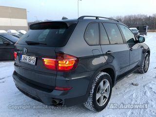 BMW X5 xDrive 3.0 D 180kW