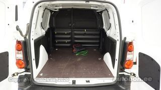 Citroen Berlingo BlueHDi 75 N1 1.6 55kW