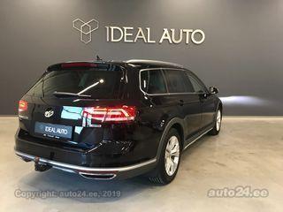 Volkswagen Passat Alltrack 4Motion DSG Highline Facelift 2.0 TSI 162kW