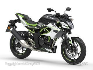 Kawasaki Z 125 2019 A1 11kW
