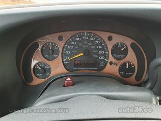 Chevrolet Express American Road 5.7 187kW