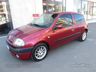 Renault Clio RT Edition 1.4 72kW