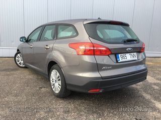 Ford Focus BUSINESS TURNIER 1.5 88kW