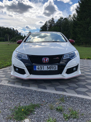 Honda Civic Type R GT White Edition 2.0 228kW