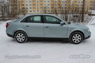 Audi A4 2.0 96kW