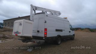 Iveco Daily 65C18V 14.5M 3.0 130kW