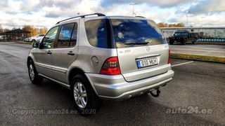 Mercedes-Benz ML 270 2.7 120kW