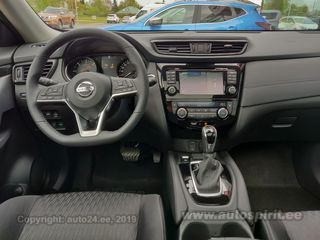 Nissan X-Trail dCi 177 N-Connecta 4WD Xtronic 2.0 130kW