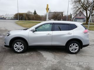 Nissan X-Trail Acenta Vision Pack 1.6 96kW