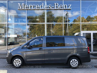 Mercedes-Benz Vito Mixto 1.6 84kW