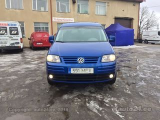 Volkswagen Caddy Kombi 1.6 75kW