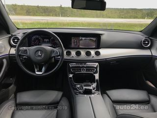 Mercedes-Benz E 350 3.0 190kW