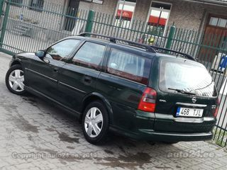 Opel Vectra Combi-Edition 2.0 R4 16V 100kW