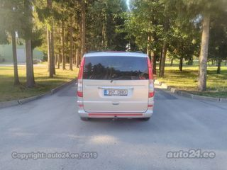 Mercedes-Benz Viano 2.1 110kW