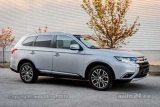 Mitsubishi Outlander Instyle+ Executive 2.2 DI-D 110kW