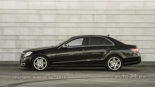 Mercedes-Benz E 350 AMG styling 3.0 170kW