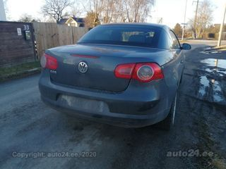Volkswagen Eos 2.0 103kW