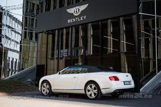 Bentley Continental GTC V8 Mulliner 4.0 V8 373kW