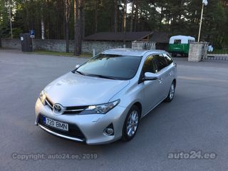 Toyota Auris Touring Sports Active 1.6 97kW