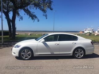 Lexus GS 450h GS 450h Executive 3.5 218kW