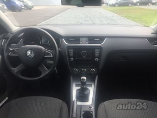 Skoda Octavia GREENLINE BUSINESSLINE 81kW