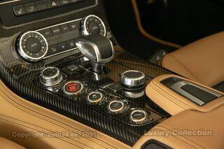 Mercedes-Benz SLS AMG Roadster Designo 6.2 V8 420kW