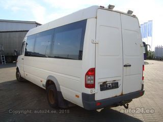 Mercedes-Benz Sprinter 416CDI 115kW