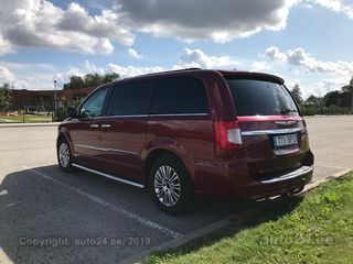 Town And Country Honda >> Chrysler Town Country 3 6 211kw Auto24 Ee