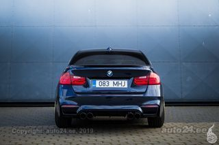BMW 328 M performance 2.0 220kW