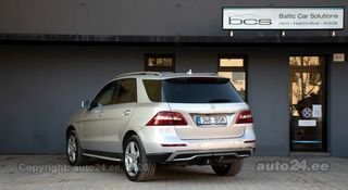 Mercedes-Benz ML 350 Bluetec 4Matic 3.0 190kW