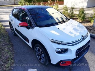 Citroen C3 Feel PureTech 1.2 60kW