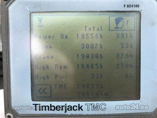 Timberjack 1270B perkins