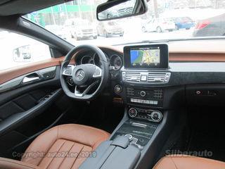 Mercedes-Benz CLS 250 d 4 Matic AMG 2.1 R4 150kW