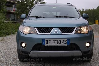 Mitsubishi Outlander EXECUTIVE LIMITED EDITION 2.0 DI-D 103kW