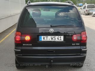 Volkswagen Sharan HIGHLINE 2.0 TDI 103kW