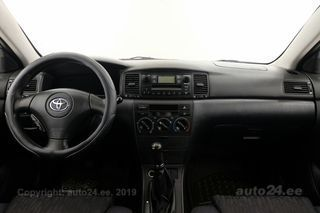 Toyota Corolla Facelift 2.0 D4-D 85kW