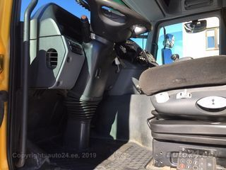 Mercedes-Benz Actros 1832 4X2+EURO5+SIDE OPENING+BOX 235kW