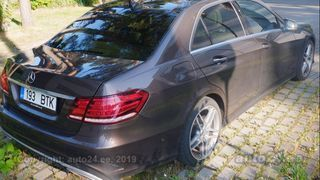 Mercedes-Benz E 200 Avantgarde 2.0 135kW