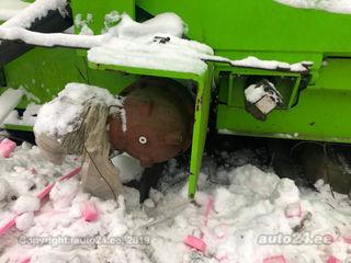 Woodchipper Puiduhakkur autole