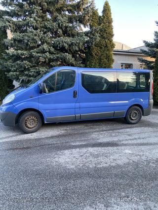 Opel Vivaro 2.0 84kW