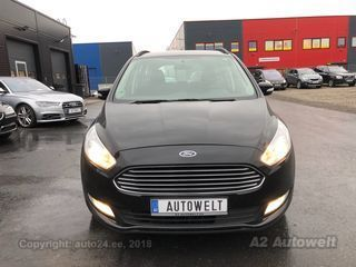Ford Galaxy Trend 2.0 TDCi 88kW